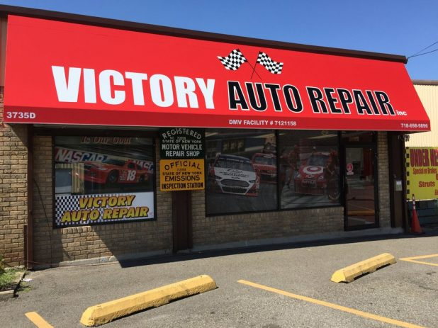 Victory Auto Repair Front